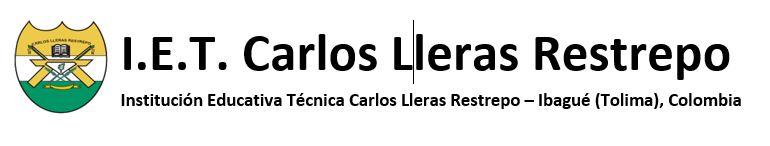 I.E. Tec. Carlos Lleras Restrepo